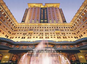 отель The Peninsula